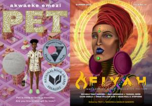 Pet & FIYAH covers
